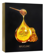 Maxclinic Набор масок для лица Royal Jelly Ampoule Mask 10шт
