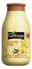 Cottage Гель для душа Softening Shower Gel Vanilla