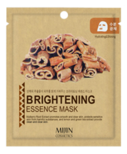 Mijin Тканевая маска для лица осветляющая Brightening Essence Mask 23г