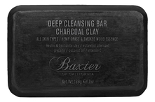 Baxter of California Мыло для тела Deep Cleansing Bar Charcoal Clay 198г