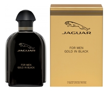 Jaguar For Men Gold In Black