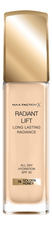 Max Factor Тональная основа Radiant Lift Long Lasting Radiance 30мл