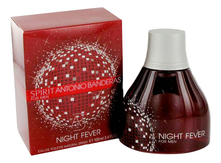 Banderas Spirit Night Fever For Men