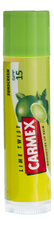 Carmex Бальзам для губ Lip Balm Stick Lime Twist 4,25мл