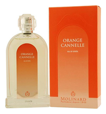 Molinard Les Fruits Orange Cannelle