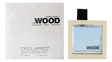 Dsquared2 He Ocean Wet Wood Men