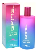 Davidoff Cool Water Game Happy Summer Women