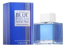 Banderas Blue Fresh Seduction For Men
