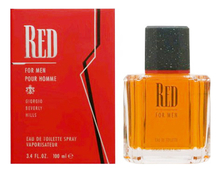 Beverly Hills Red For Men
