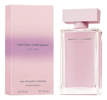 Narciso Rodriguez For Her Eau de Parfum Delicate Limited Edition