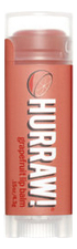 Hurraw! Бальзам для губ Grapefruit Lip Balm 4,3мл