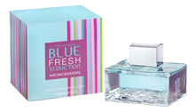 Antonio Banderas Blue Fresh Seduction For Woman