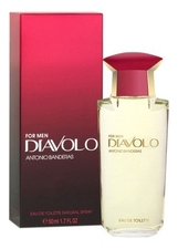 Banderas Diavolo For Men Винтаж