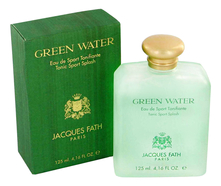 Jacques Fath Green Water Винтаж
