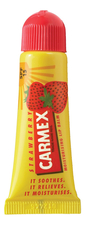 Carmex Бальзам для губ Lip Balm Tube Strawberry 10мл