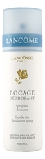 Lancome Дезодорант-спрей Bocage Gentle Dry Deodorant Spray 125мл