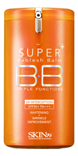SKIN79 BB крем Super Plus Beblesh Balm Triple Functions SPF50 PA+++ 40г (oранжевый)