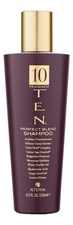 Alterna Шампунь The Science of Ten Perfect Blend Shampoo 250мл
