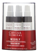 Alterna Уход-активатор для роста волос Caviar Clinical Weekly Intensive Boosting Treatment 6*6,7мл