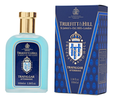 Truefitt & Hill Лосьон после бритья Trafalgar Aftershave 100мл