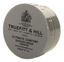 Truefitt & Hill Крем для бритья Ultimate Comfort Shaving Cream 190г