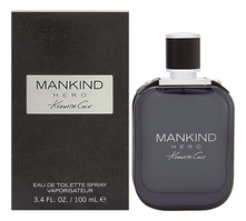 Kenneth Cole Mankind Hero
