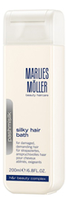 Marlies Moller Шампунь для волос Pashmisilk Luxury Care Silky Hair Bath 200мл