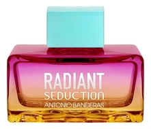 Banderas Radiant Seduction Blue For Women