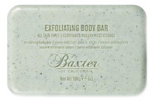 Baxter of California Мыло-скраб Exfoliating Body Bar 198г