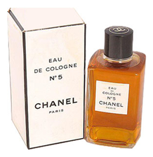 Chanel No5 Eau De Cologne Винтаж