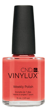 CND Лак для ногтей Vinylux Flirtation Collection 15мл