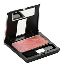 MAKE UP FACTORY Палетка из трех румян Rosy Shine Blusher 7г