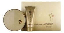 Tony Moly Набор The Oriental Gyeol Goun Two-Way SPF48 PA +++ Pact (BB крем 20г + пудра 14г)