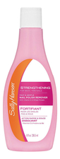 Sally Hansen Жидкость для снятия лака укрепляющая Strengthening For Weak, Thin Nails - Fast & Gentle Polish Remover 236,5мл