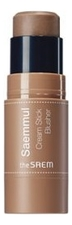 The Saem Румяна кремовые Saemmul Cream Stick Blusher 8г