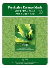 Mijin Маска тканевая Алоэ MJ Care Fresh Aloe Essence Mask 23г