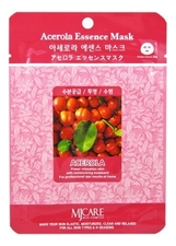 Mijin Маска тканевая Ацерола MJ Care Acerola Essence Mask 23г