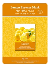 Mijin Маска тканевая Лимон MJ Care Lemon Essence Mask 23г