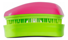 Dessata Расческа для волос Hair Brush Mini Fuchsia-Lime (фуксия-лайм)